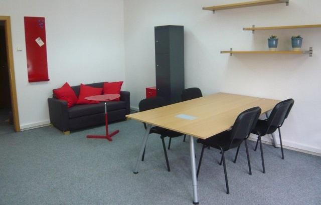sídlo firmy Praha 1