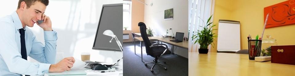 Pronájem a sdílené kanceláře v Praze
