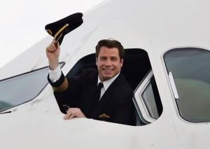 Slavní herci a scientologie – John Travolta - herec a pilot