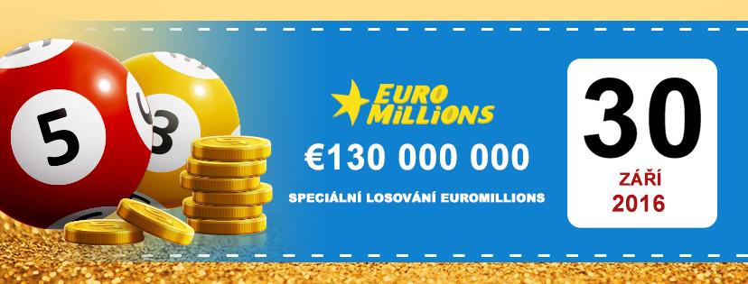 Speciální losování EuroMillions