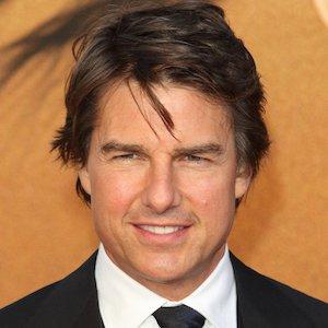 Tom Cruise americký herec a člen scientologické církve