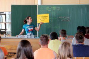 kampaň Pravda o drogách oslovuje děti a mládež ŘEKNI NE DROGÁM - ŘEKNI ANO ŽIVOTU