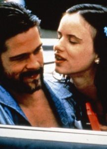 Juliette Lewis a Brad Pit