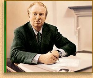 L. Ron Hubbard - zakladatel scientologie